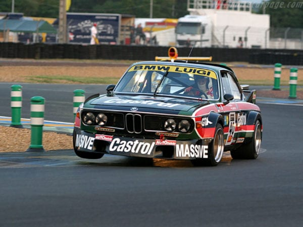 BMW 3.0 CS REPLICA CSL LUIGI GR.2