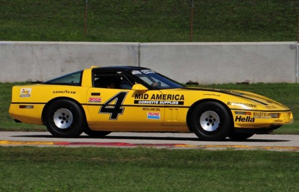 CORVETTE C4 BAKERACING