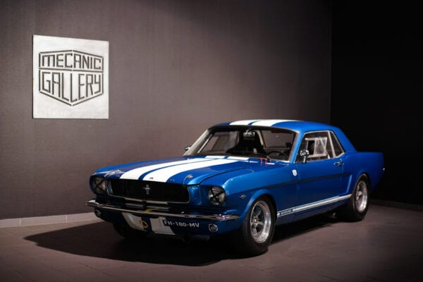 FORD MUSTANG 289 FIA