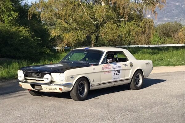 FORD MUSTANG 289 GT FIA