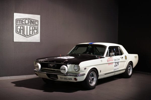 FORD MUSTANG GT CODE K FIA