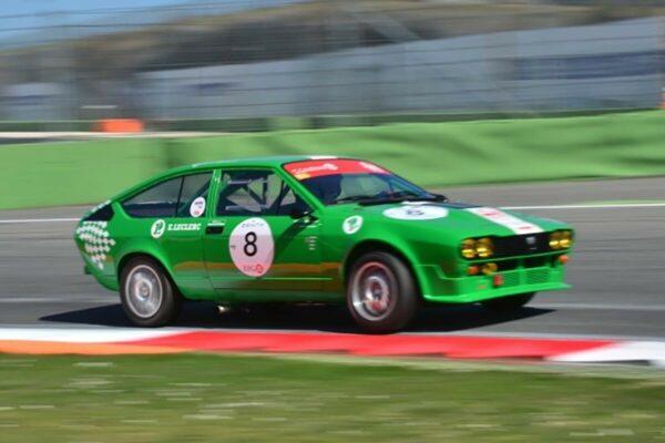 Alfa Romeo GTV 6 Groupe 2