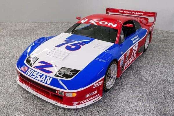 NISSAN 300 ZX IMSA GTO