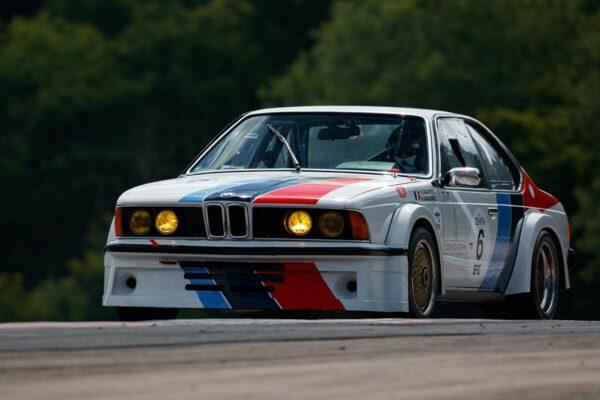 BMW 635 GROUPE 2