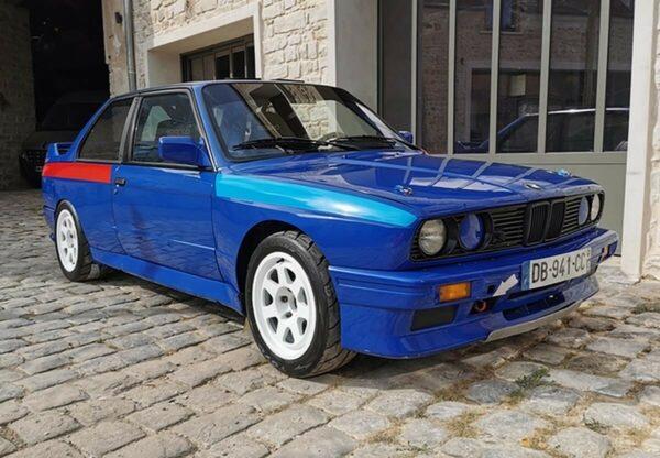 BMW M3 E30 RALLYE EX GROUPE A