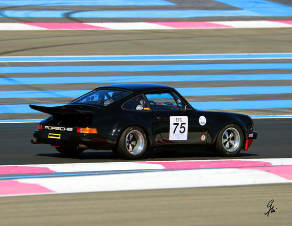 PORSCHE 911 3L RS FIA