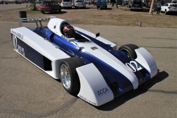 SHELBY CAN-AM PROTOTYPE #02