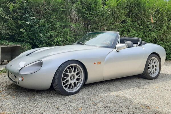 TVR GRIFFITH 500 LHD